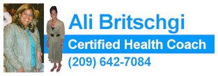AliBritschgi, Certified Health Coach 209-642-7084